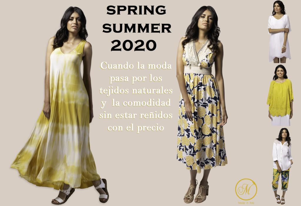 Imagen Coleccion M Primavera Verano 2020
