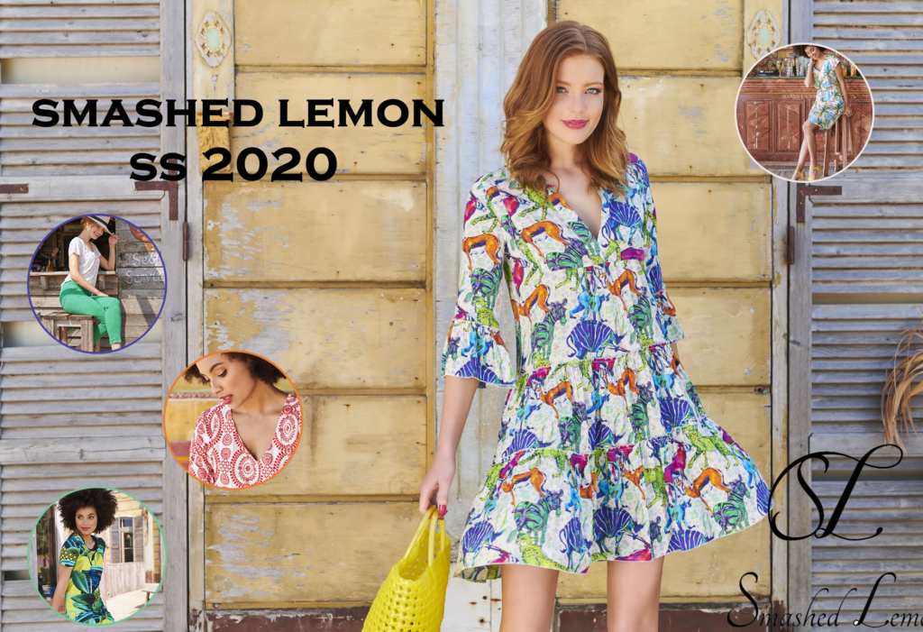 Coleccion Smashed Lemon Primavera Verano 2020