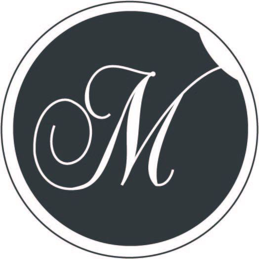 Logotipo B/N de M Made in Italy